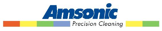 Logo der  Amsonic AG, Partner von PS-global, Peter Schmid, Pharmazeutische Reinigungs-Lösungen, Gars am Inn