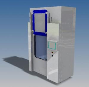 Reinigungsautomaten HAMO PG 800 und PG 1300