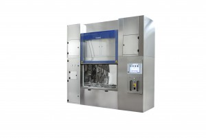 PS-global, Beispiel Automat für Großkannen-Reinigung, Desinfektion, Trocknung